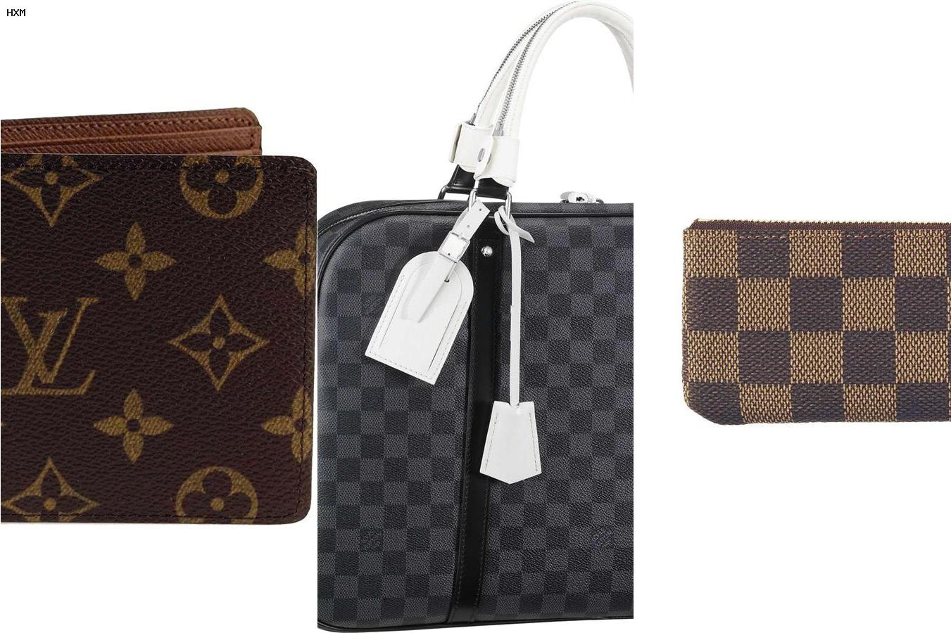 billeteras simil louis vuitton