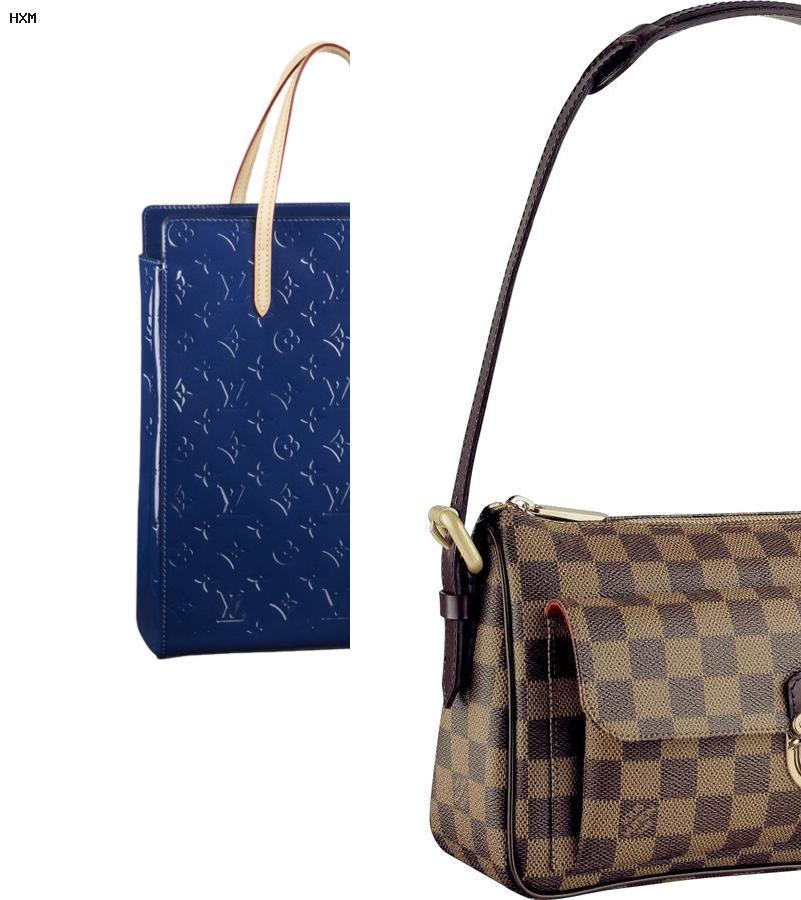 bolsa tipo mochila louis vuitton